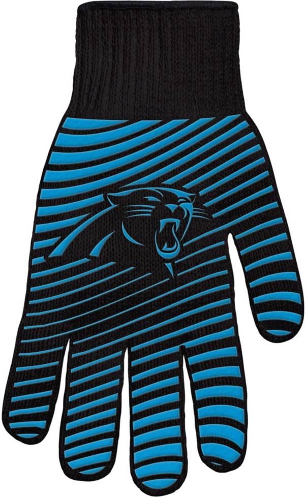 Sports Vault Carolina Panthers BBQ Glove product image
