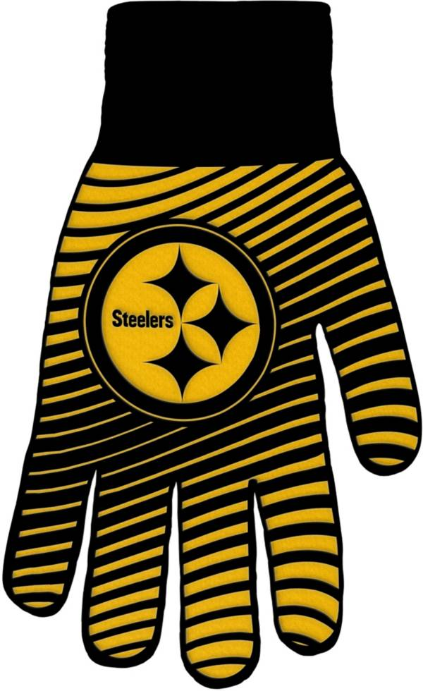 Sports Vault Pittsburgh Steelers BBQ Glove product image