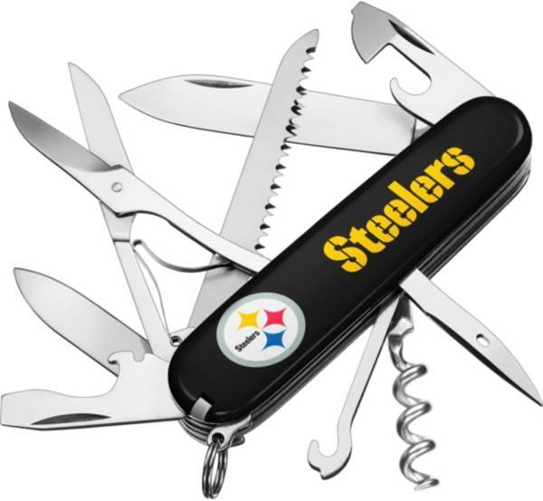 Sports Vault Pittsburgh Steelers Classic Pocket Multi-Tool product image