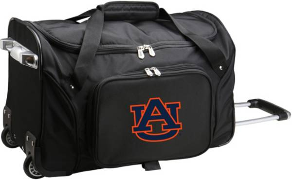Mojo Auburn Tigers Wheeled Duffle product image