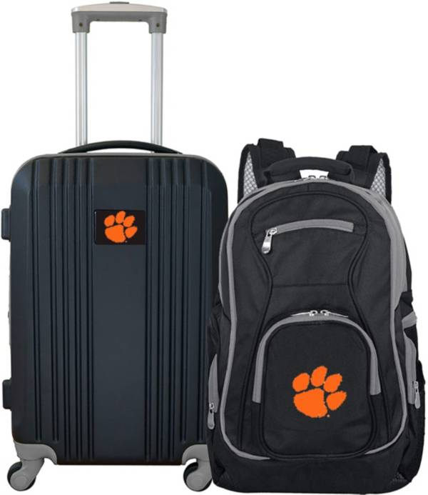 Mojo Clemson Tigers Two Piece Luggage Set product image