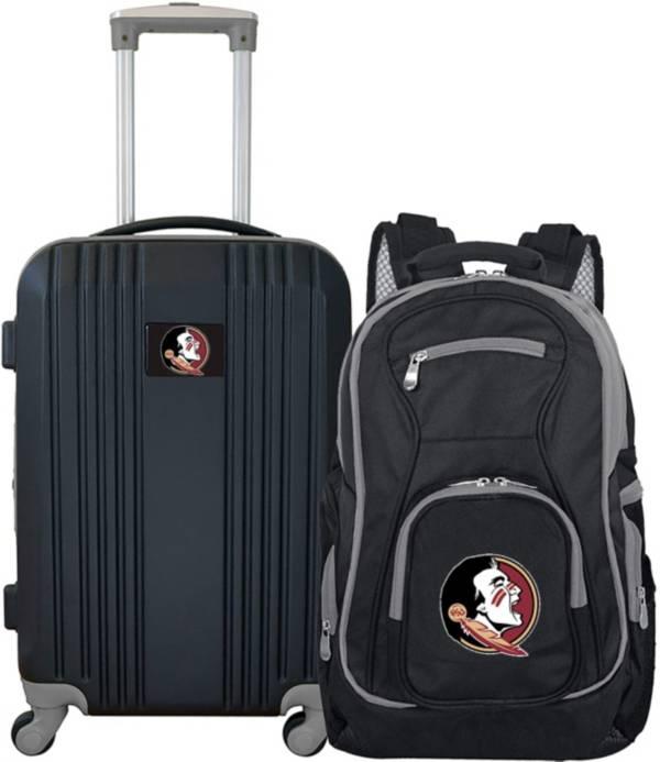 Mojo Florida State Seminoles Two Piece Luggage Set product image