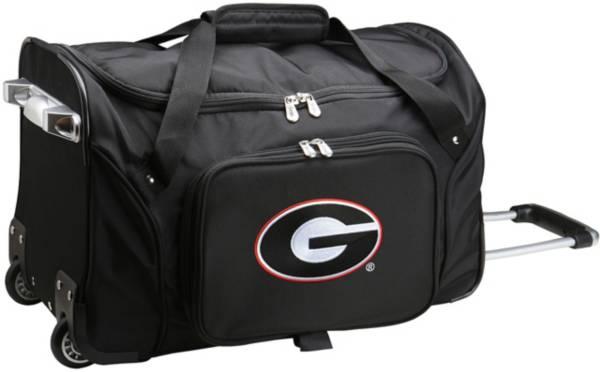 Mojo Georgia Bulldogs Wheeled Duffle product image