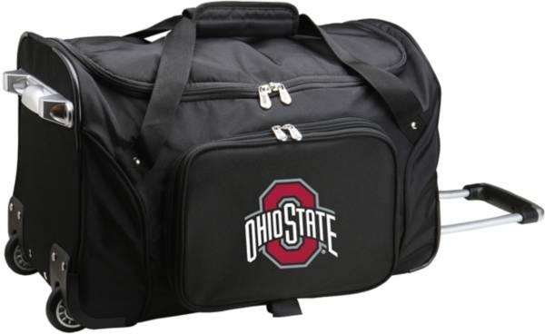 Mojo Ohio State Buckeyes Wheeled Duffle product image