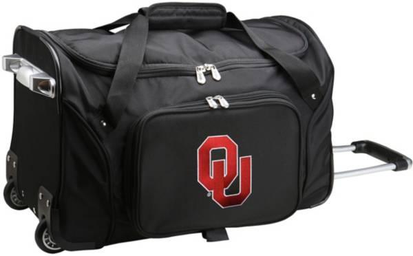 Mojo Oklahoma Sooners Wheeled Duffle product image