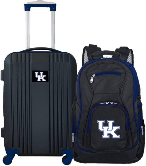 Mojo Kentucky Wildcats Two Piece Luggage Set product image