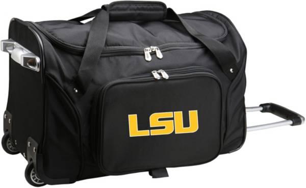 Mojo LSU Tigers Wheeled Duffle product image