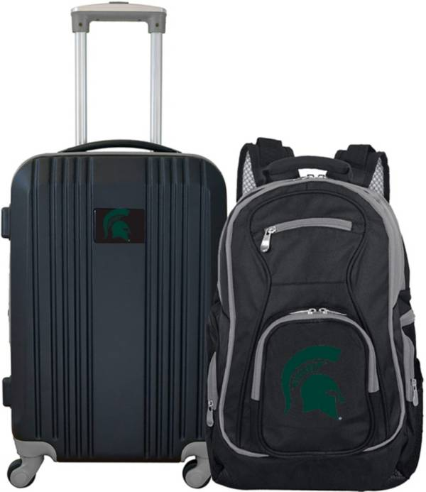 Mojo Michigan State Spartans Two Piece Luggage Set product image