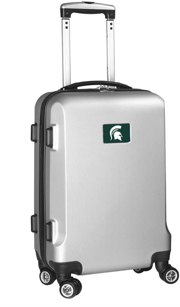 Mojo Michigan State Spartans Silver Hard Case Carry-On product image
