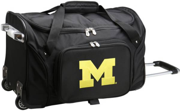 Mojo Michigan Wolverines Wheeled Duffle product image