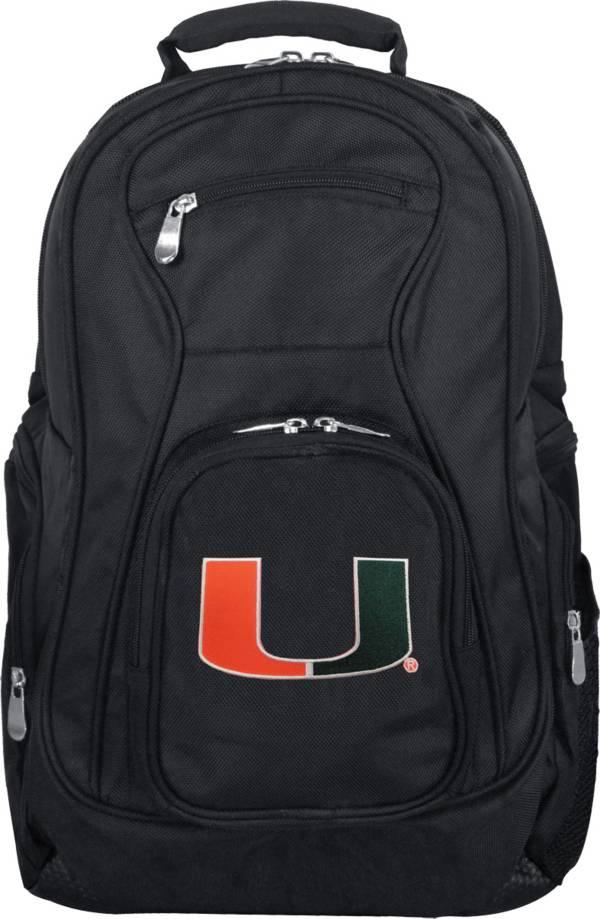Mojo Miami Hurricanes Laptop Backpack product image