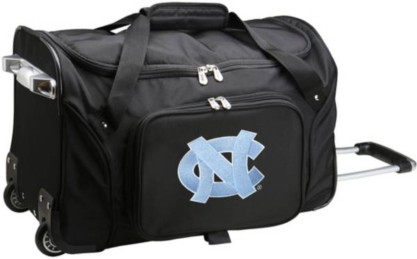 Mojo North Carolina Tar Heels Wheeled Duffle product image