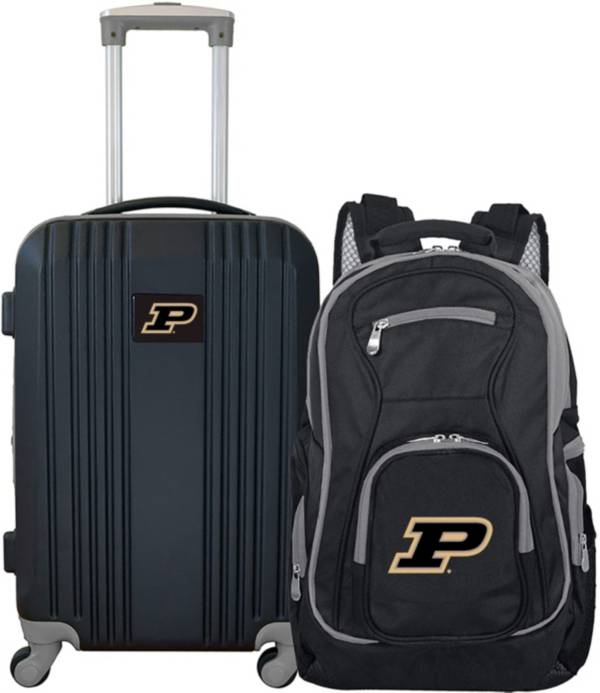 Mojo Purdue Boilermakers Two Piece Luggage Set product image
