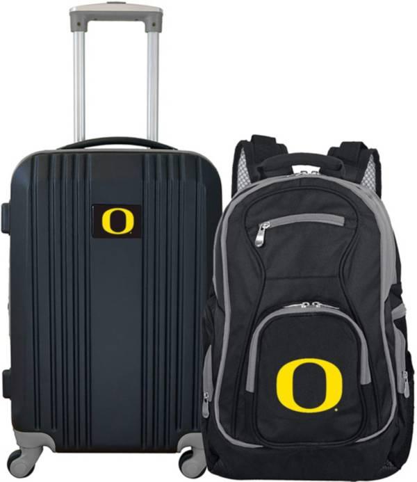 Mojo Oregon Ducks Two Piece Luggage Set product image