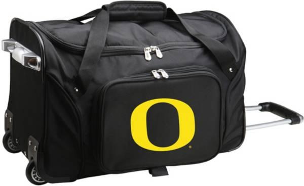 Mojo Oregon Ducks Wheeled Duffle product image