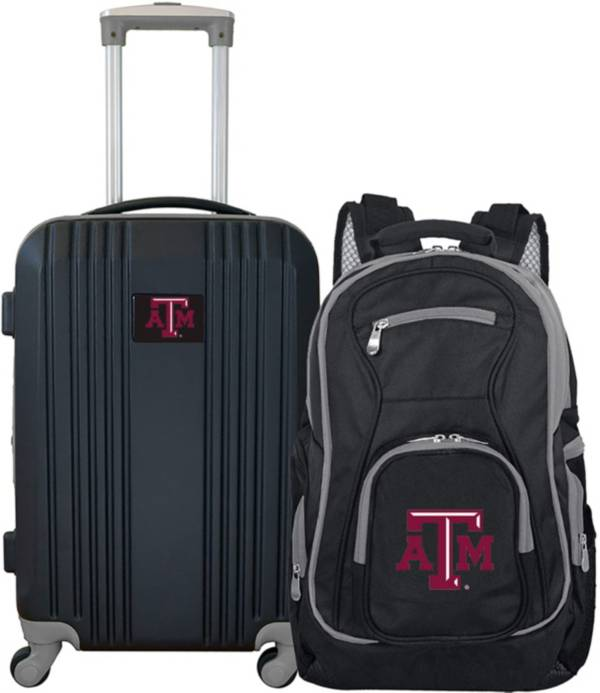 Mojo Texas A&M Aggies Two Piece Luggage Set product image
