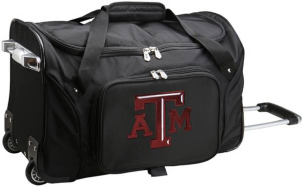 Mojo Texas A&M Aggies Wheeled Duffle product image