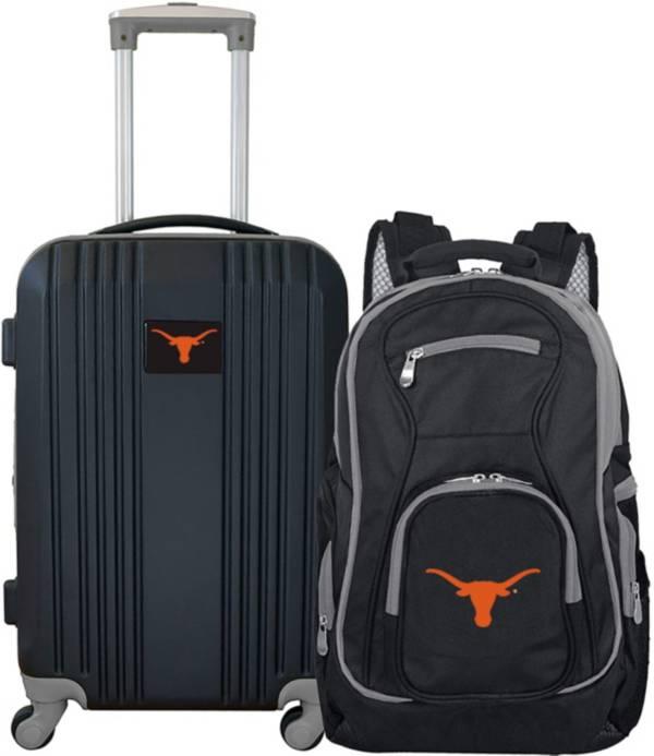 Mojo Texas Longhorns Two Piece Luggage Set product image