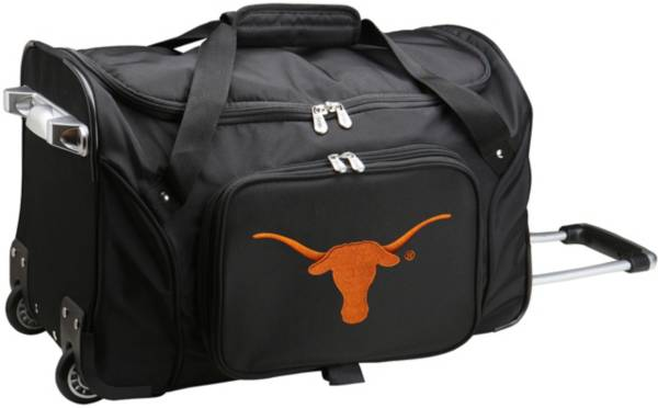 Mojo Texas Longhorns Wheeled Duffle product image