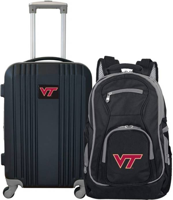 Mojo Virginia Tech Hokies Two Piece Luggage Set product image