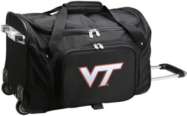 Mojo Virginia Tech Hokies Wheeled Duffle product image