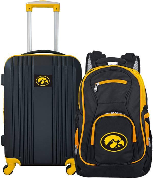 Mojo Iowa Hawkeyes Two Piece Luggage Set product image