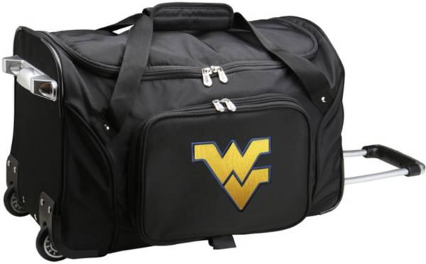 Mojo West Virginia Mountaineers Wheeled Duffle product image