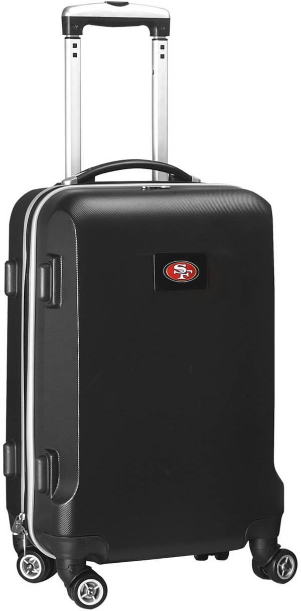 Mojo San Francisco 49ers Black Hard Case Carry-On product image