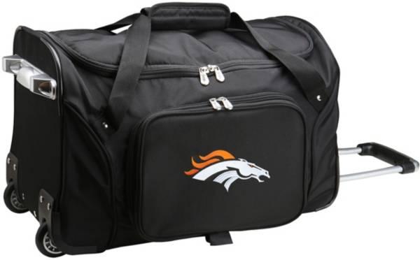 Mojo Denver Broncos Wheeled Duffle product image