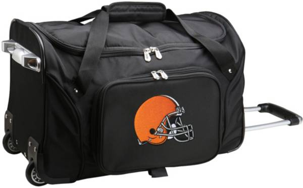 Mojo Cleveland Browns Wheeled Duffle product image