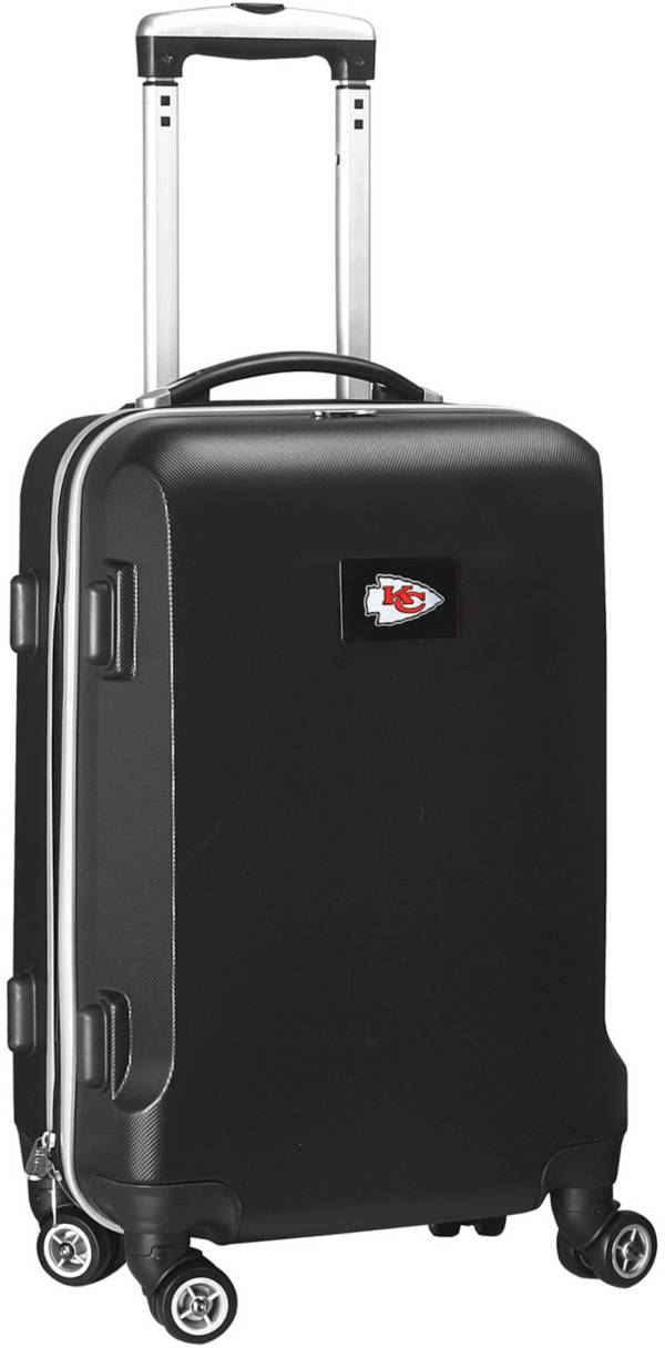 Mojo Kansas City Chiefs Black Hard Case Carry-On product image