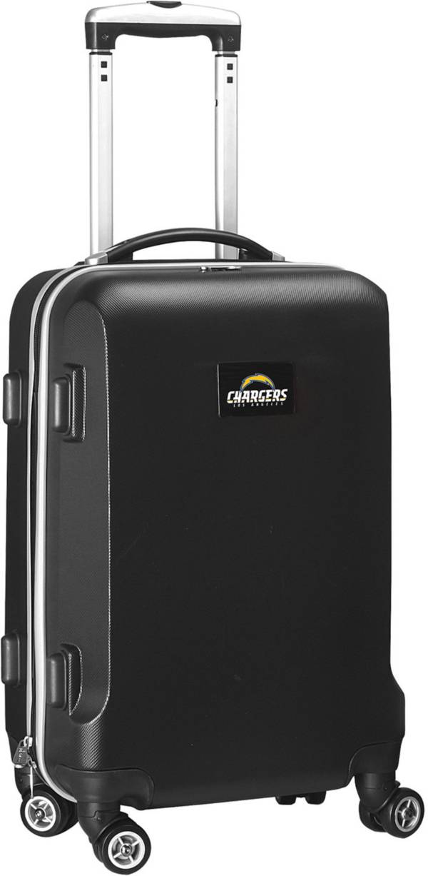 Mojo Los Angeles Chargers Black Hard Case Carry-On product image