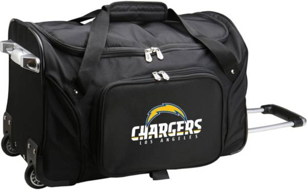 Mojo Los Angeles Chargers Wheeled Duffle product image