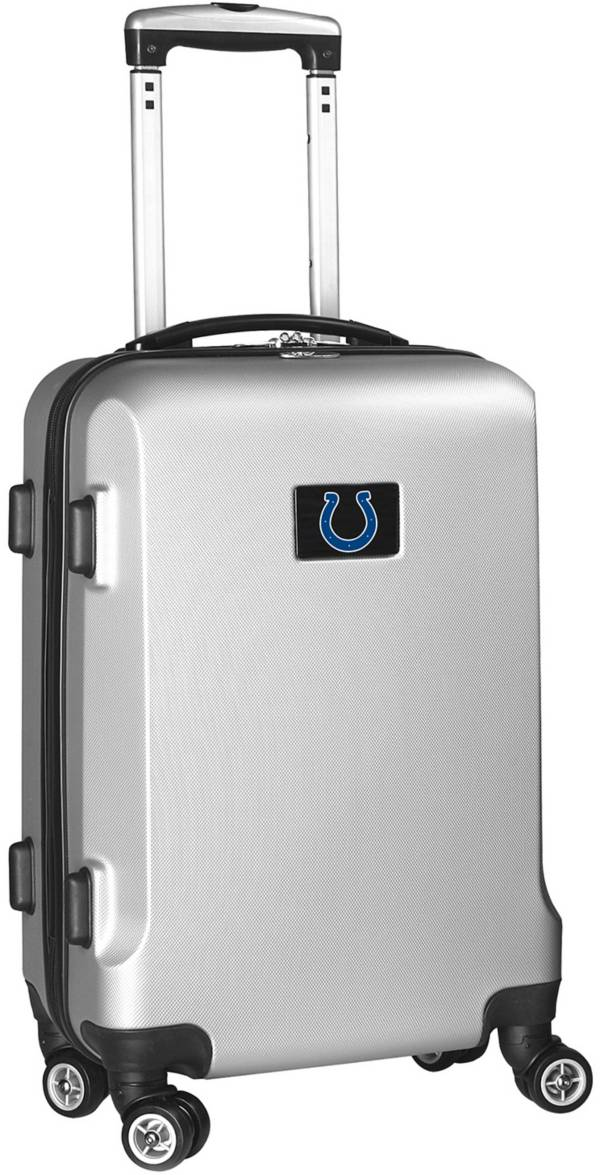 Mojo Indianapolis Colts Silver Hard Case Carry-On product image