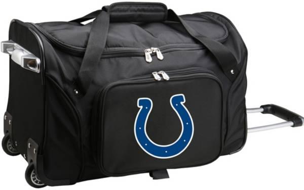 Mojo Indianapolis Colts Wheeled Duffle product image