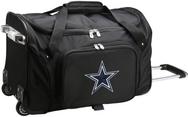 Mojo Dallas Cowboys Wheeled Duffle product image