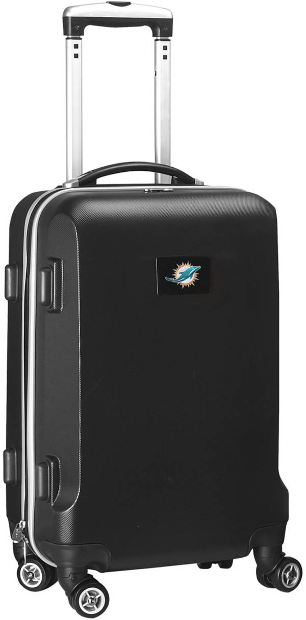 Mojo Miami Dolphins Black Hard Case Carry-On product image