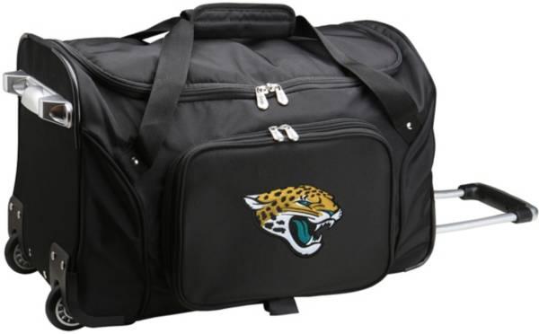 Mojo Jacksonville Jaguars Wheeled Duffle product image
