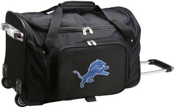 Mojo Detroit Lions Wheeled Duffle product image