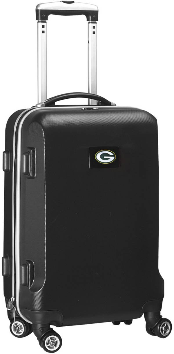 Mojo Green Bay Packers Black Hard Case Carry-On product image