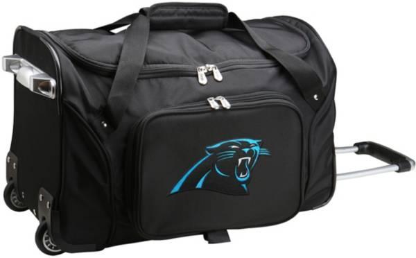 Mojo Carolina Panthers Wheeled Duffle product image