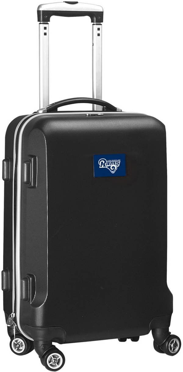 Mojo Los Angeles Rams Black Hard Case Carry-On product image