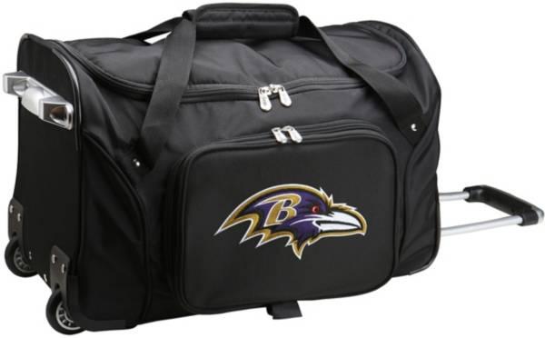 Mojo Baltimore Ravens Wheeled Duffle product image