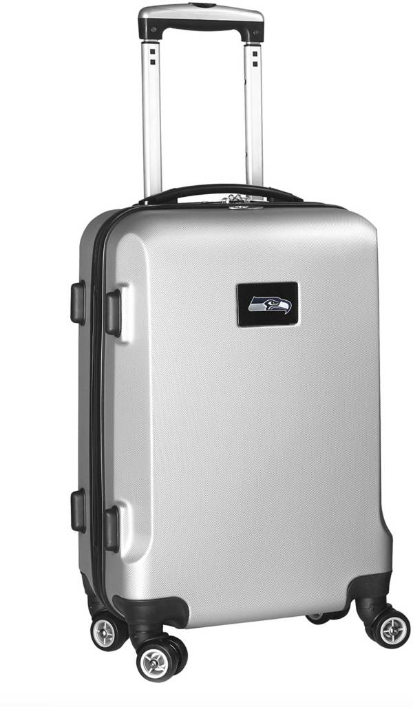 Mojo Seattle Seahawks Silver Hard Case Carry-On product image