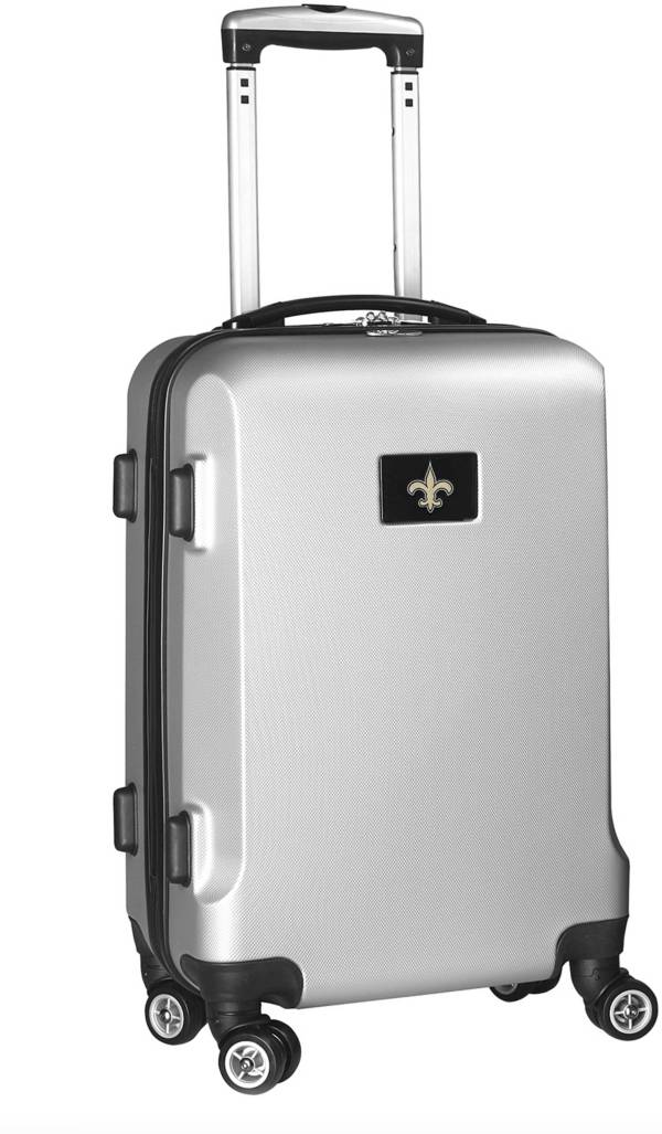 Mojo New Orleans Saints Silver Hard Case Carry-On product image