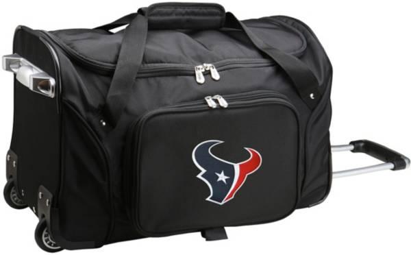 Mojo Houston Texans Wheeled Duffle product image