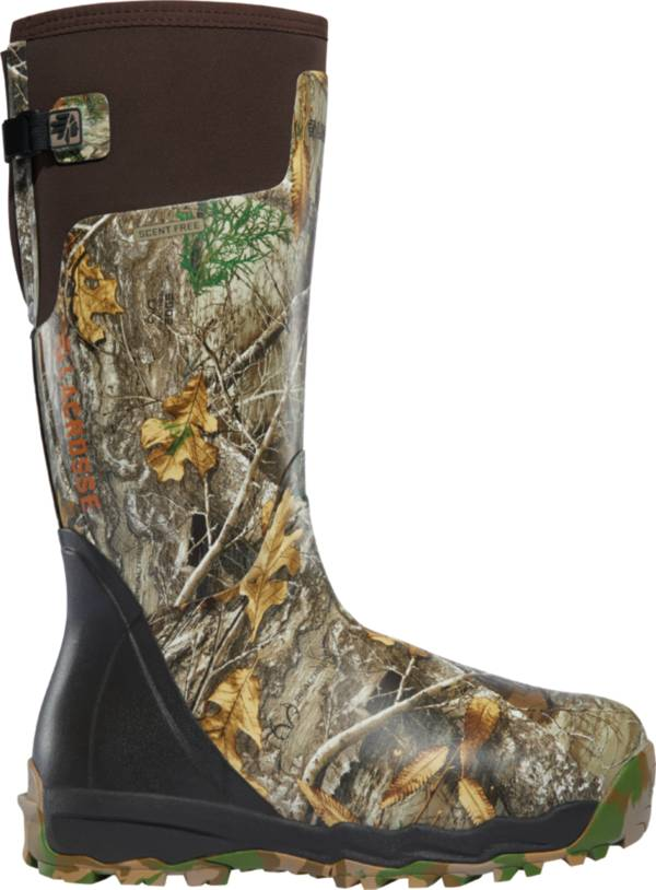 LaCrosse Men's Alphaburly Pro 18'' Realtree Edge Rubber Hunting Boots product image