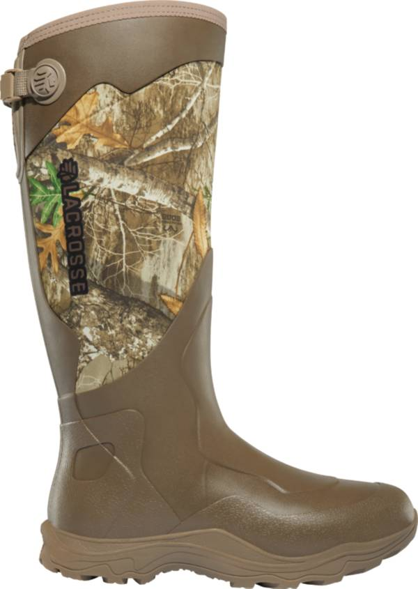 LaCrosse Men's Alpha Agility 17'' Realtree Edge Rubber Hunting Boots product image
