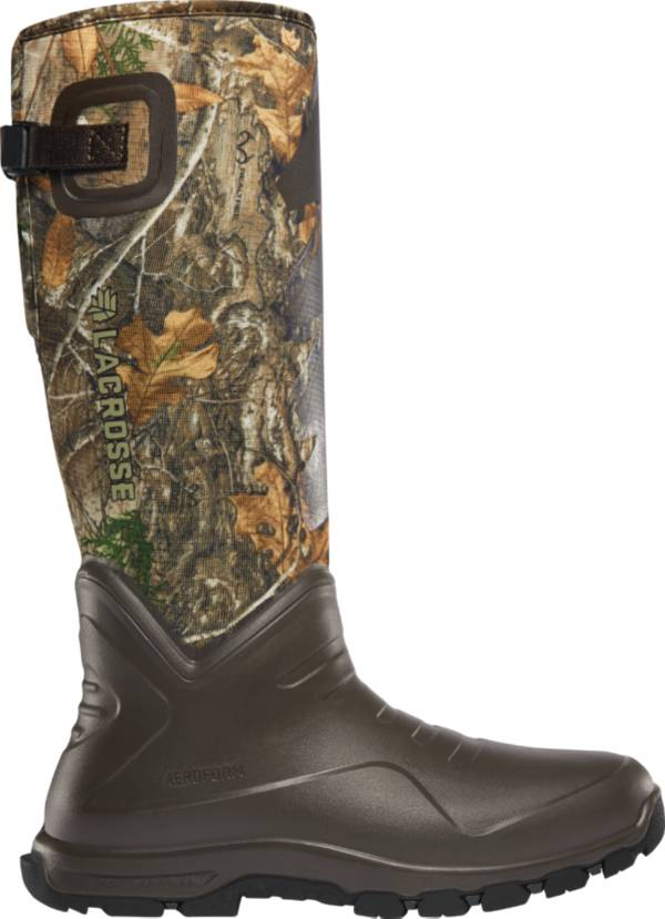 LaCrosse Men's AeroHead Sport 16'' Realtree Edge 3.5mm Waterproof Hunting Boots product image