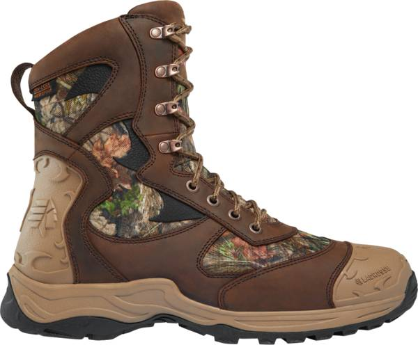 LaCrosse Men's Atlas 8'' Mossy Oak Break-Up Country 1200g Waterproof Hunting Boots product image